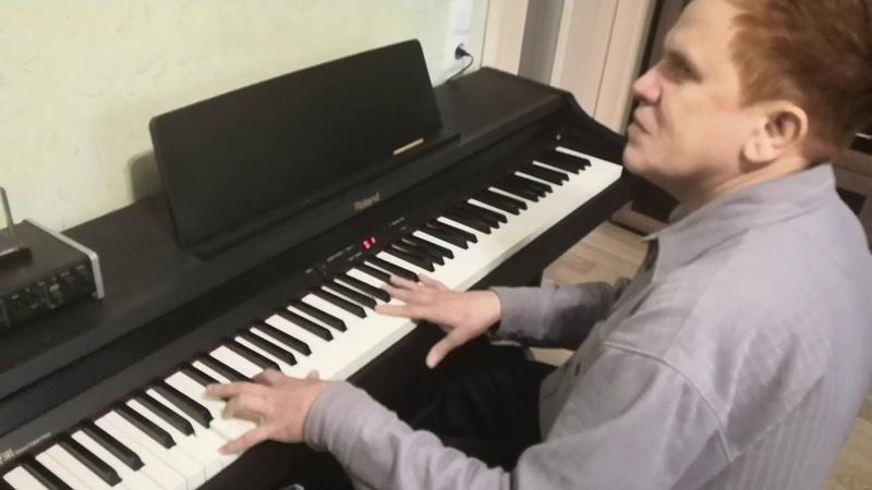 Раф Минеев. По Визбору. 2018