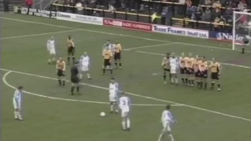 Гол Джейми Форрестера в ворота Честера (сезон 1998/99)