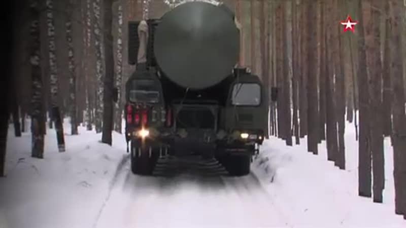 Установки ПГРК «Ярс» ракетного соединения РВСН в республике Марий Эл отработали вводные по смене полевых позиций