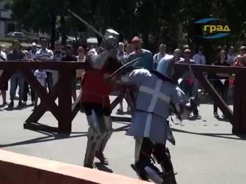 В Одессе проходит традиционный фестиваль Пороховая башня