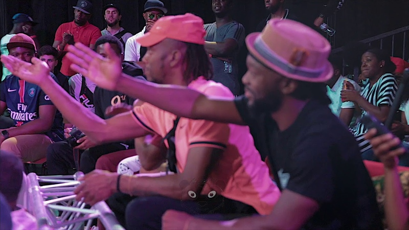 Battle UCP ARENA IV LA CAGE Diablo Genesis vs Baby Snoop vs Ulysse Sarcellite vs Boy Sniper