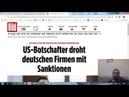 США накладуть санкції на Німеччину через ПІВНІЧНИЙ ПОТІК 2