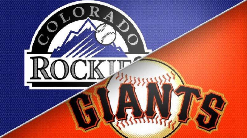 NL / 15.09.18 / COL Rockies @ SF Giants (2/3)