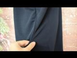 Туника Модель Т 750 Темно-синяя с белым узором (50-58) 1390р [СОНЛАЙН]