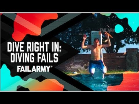 Dive Right In: Diving Fails