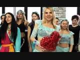 Бирюзовый Bellydance ко Дню СВятого валентина