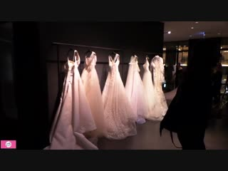 Vera wang fall 2019 bridal collection - viewing party in chicago
