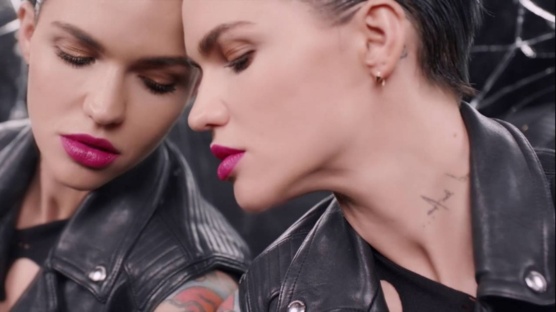 Introducing Vice Lipstick By Urban Decay Featuring Ruby Rose | Sephora