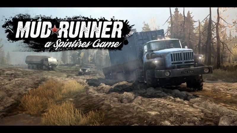 Spintires: MudRunner - Карта «Короеды: Эпилог» Размер карты: 2176х2176 - [ vk.com/sodagame ]