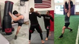 MMA Training Workouts Of June 2018 WEEK 1 (UFC , Bellator Fighters) mma training workouts of june 2018 week 1 (ufc , bellato