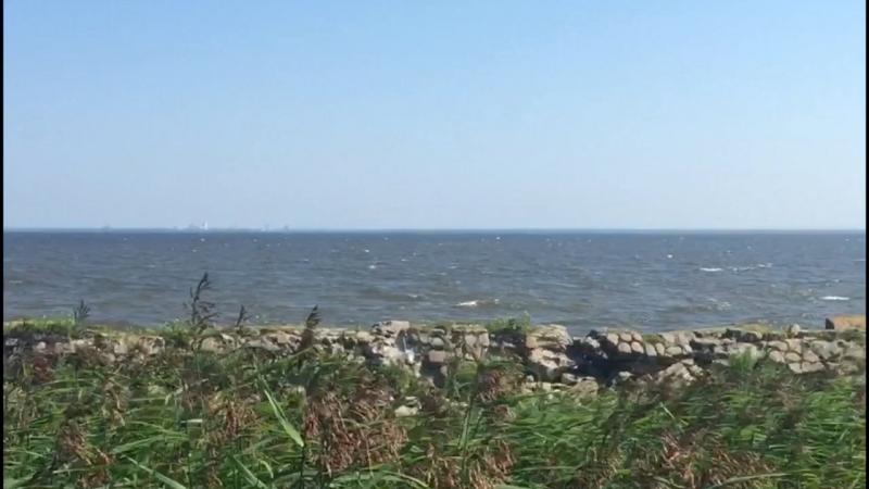 Кронштадт «Морская северная батарея»