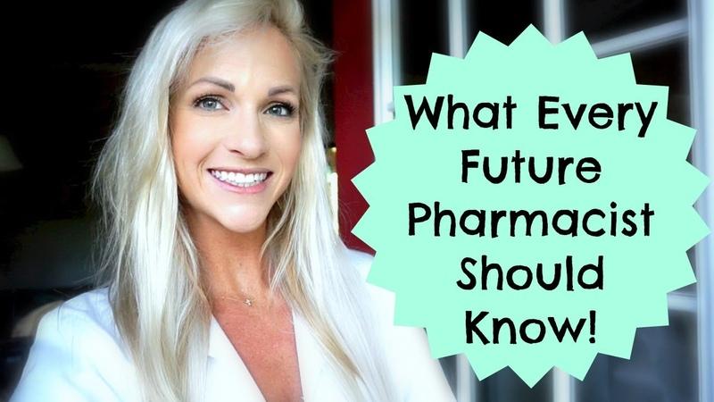 My Advice to Future Pharmacy Students   PHARMACY TALK