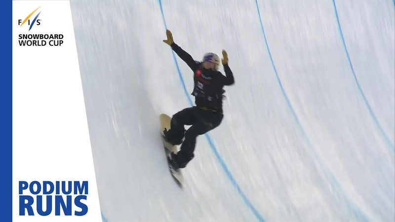 Toby Miller | Men's Half Pipe | Copper Mountain | 2nd place | FIS Snowboard
