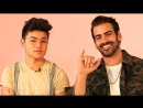 Nyle DiMarco Chella Man On Being Queer and Deaf   them.