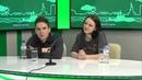 Гости на Радио 2 Александр Погодин и Дарья Кучменко бариста