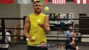 VASYL LOMACHENKO SHOWS NEW CRAZY TRICKS WITH TENNIS BALLS CRAZY ACCURACY