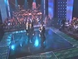 WESTLIFE &amp KEVIN SPACEY - FLY ME TO THE MOON SHES THE ONE (Live)