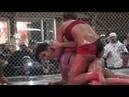 5150 Fightwear Presents Devan Vs Jack Oil Wrestling