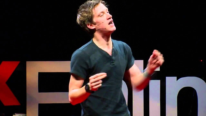 Its only a story Daniel Sloss at TEDxEaling
