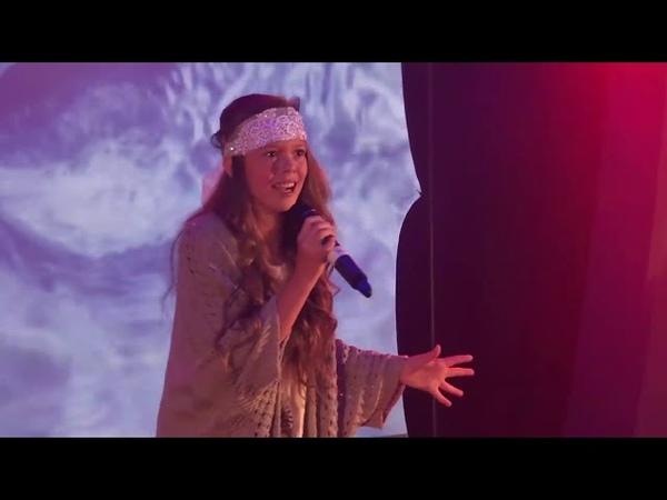 Courtney Hadwin - Titanium (Cover Song) | AGT Golden Buzzer 2018