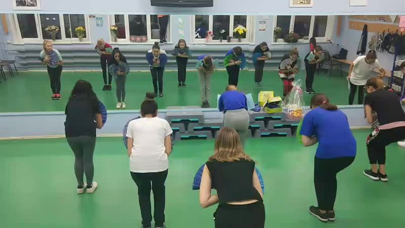 Веера-Newki репетиция 21.10.18