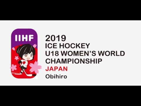 2019 IIHF Ice Hockey U18 Women's World Championship Russia vs Finland Bronze Full Game
