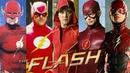Эволюция Флэша в кино 1979-2018 / The Evolution of Flash in Film