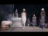 Бэкстейдж показа Chanel Cruise18 19