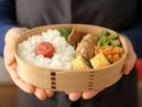 Как делают коробки для бэнто Японское ремесло магеваппа