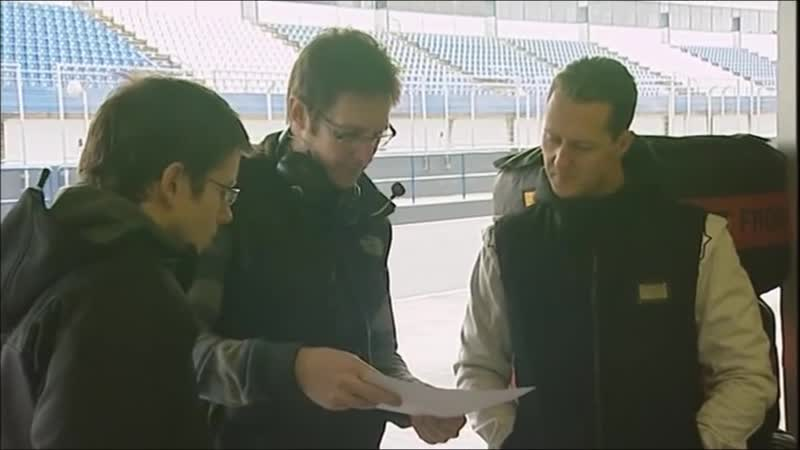 Michael Schumacher GP2 2010 Test - Day 2