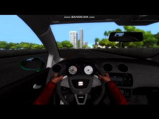 Seat Ibiza Cupra Typ 6J Coupe TDU Sapphire Edition