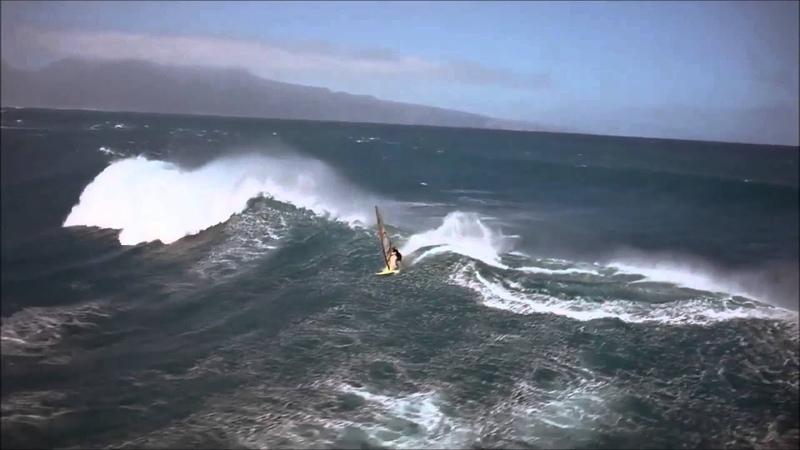 Windsurfing History - Josh Stone