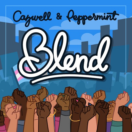 Cazwell альбом Blend (feat. Craig C)