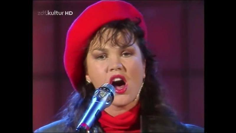 Inker Hamilton - Dancing Into Danger ( 1987 ) ZDF Hitparade