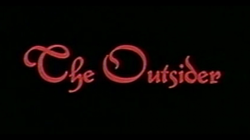 Изгой / The Outsider (1994)