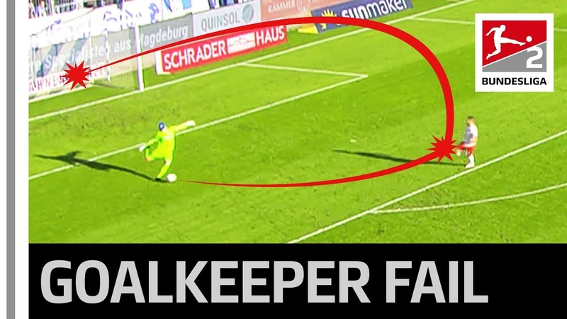 Goalkeeper's Nightmare - Blooper of the Matchday