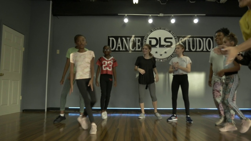 DLS Dance Studio - Choreographer Tatiana Verega Valee - Womp Womp ft. Jeremih