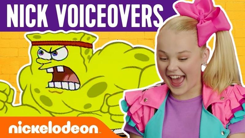Nick Stars Voice SpongeBob Loud House Greatest Moments | Nick