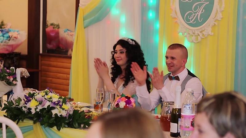 Свадьба моих любимых тёти и дяди