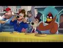 Disney Микки и Весёлые гонки Сезон1 серия13 Мудрый Гуф Незадачливые няньки машинки Микки Мауса