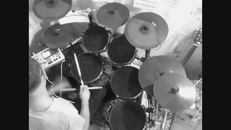 Drumcover jessie-j-feat-b-o-b-price-tag
