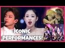《 KPOP IDOLS 》ICONIC PERFORMANCES ON STAGE 1 BTS BLACKPINK GOT7 EXO TWICE