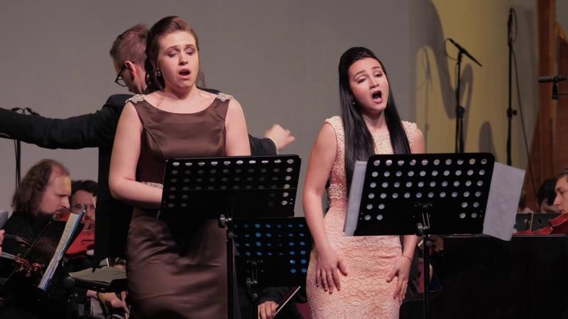 ОРКЕСТР 1703 - Лео Делиб - Дуэт Лакме и Маллики из оперы Лакме(Цветочный дуэт)