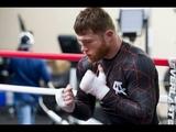 Saul Canelo Alvarez Boxing Training 2018 №2