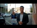НОД пикетирует посольство Сирии в Москве