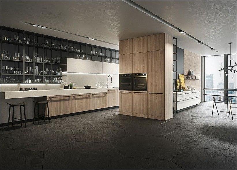 Опера: вневременная, элегантная итальянская кухня.
