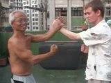 Yuen Kay San style Wing Chun basic techniques Sap Yee San Sik