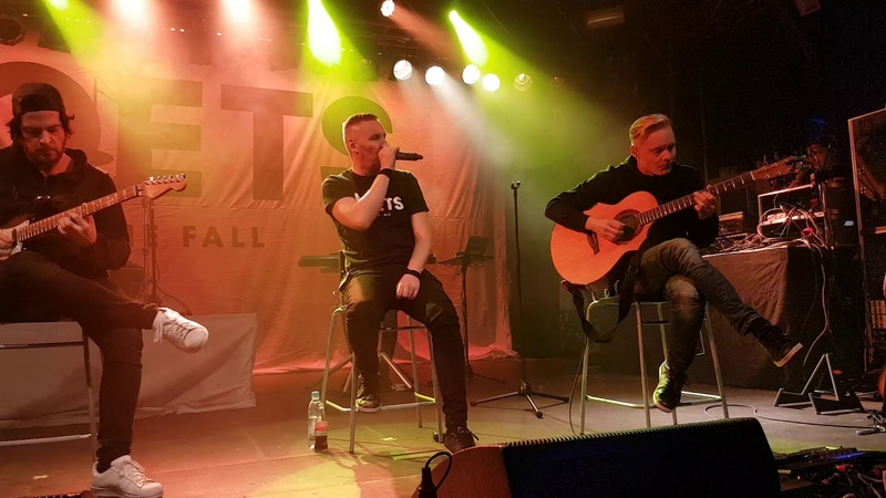 Poets of the Fall, Sorry GoRound, 26.10.2018, Munich @Backstage