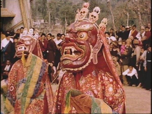 Роль буддизма тантры и традиции бон в культуре Тибета