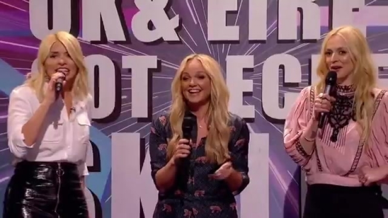 Celebrity Juice 19x08 - Emma Bunton, Nick Grimshaw, Paddy McGuinness, Dermot O'Leary